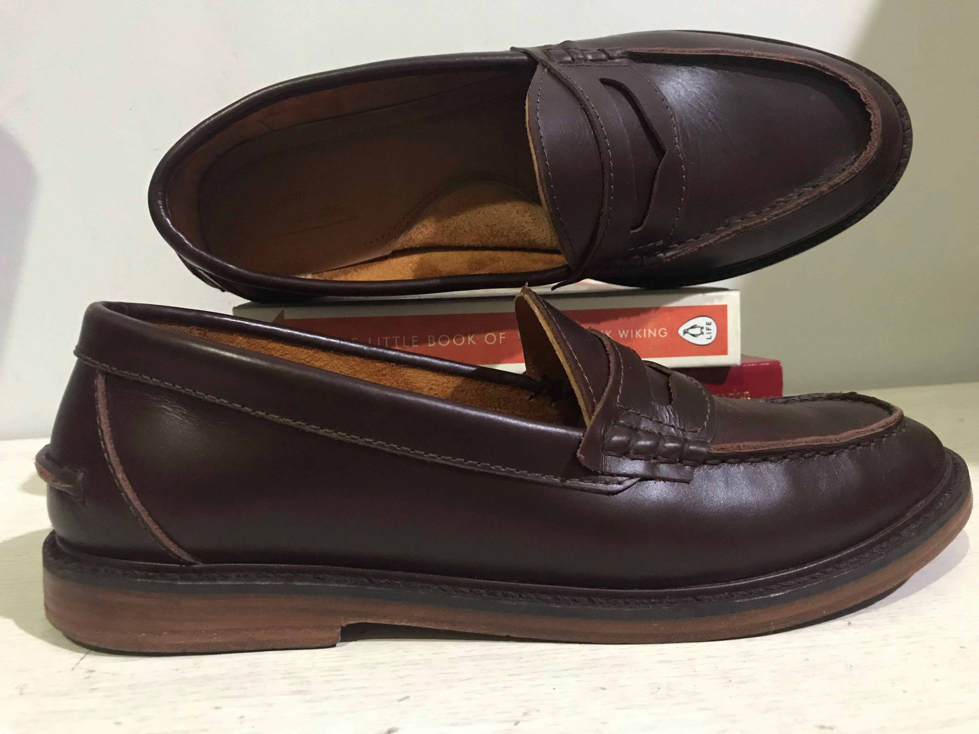 Chevalier Penny Loafer - The Classic Handmade Leather Shoes