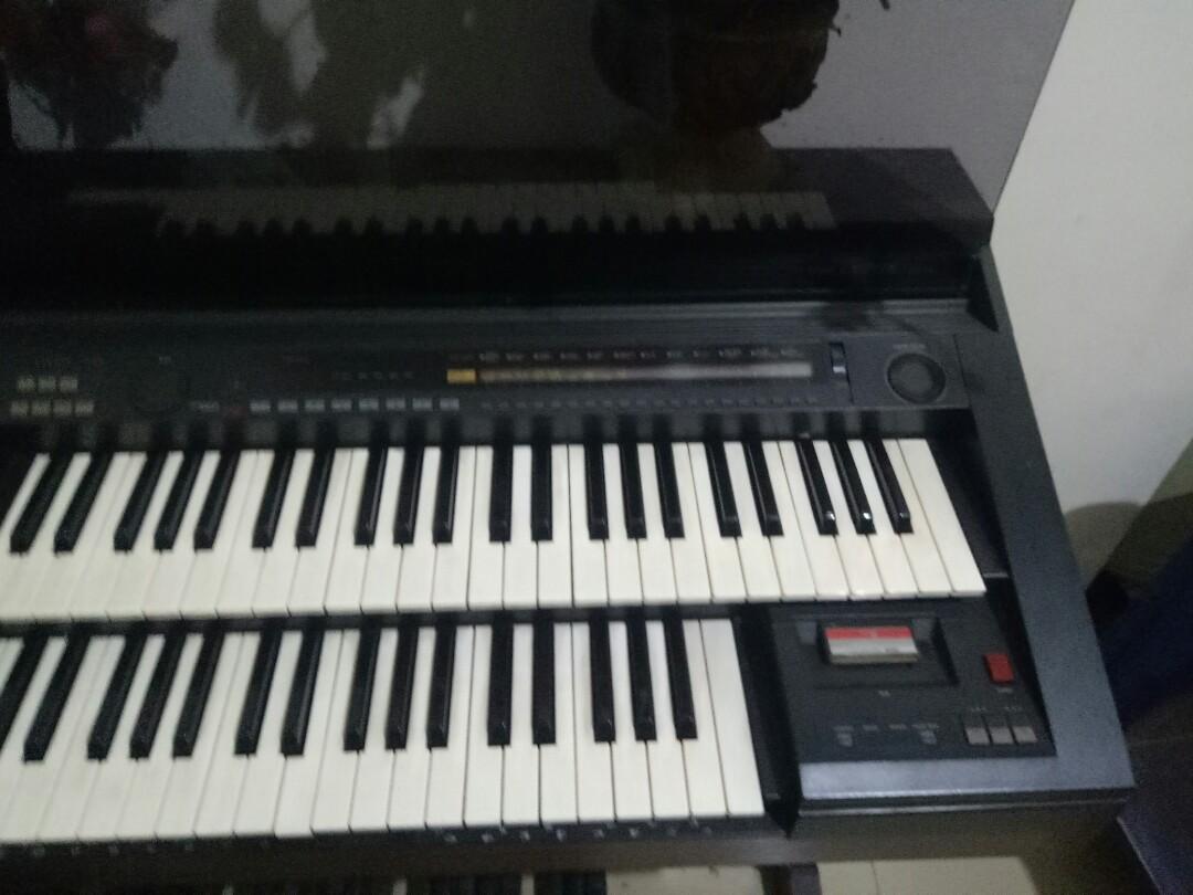 Dijual Cepat Piano/organ/keyboard Yamaha  Electone HS-4
