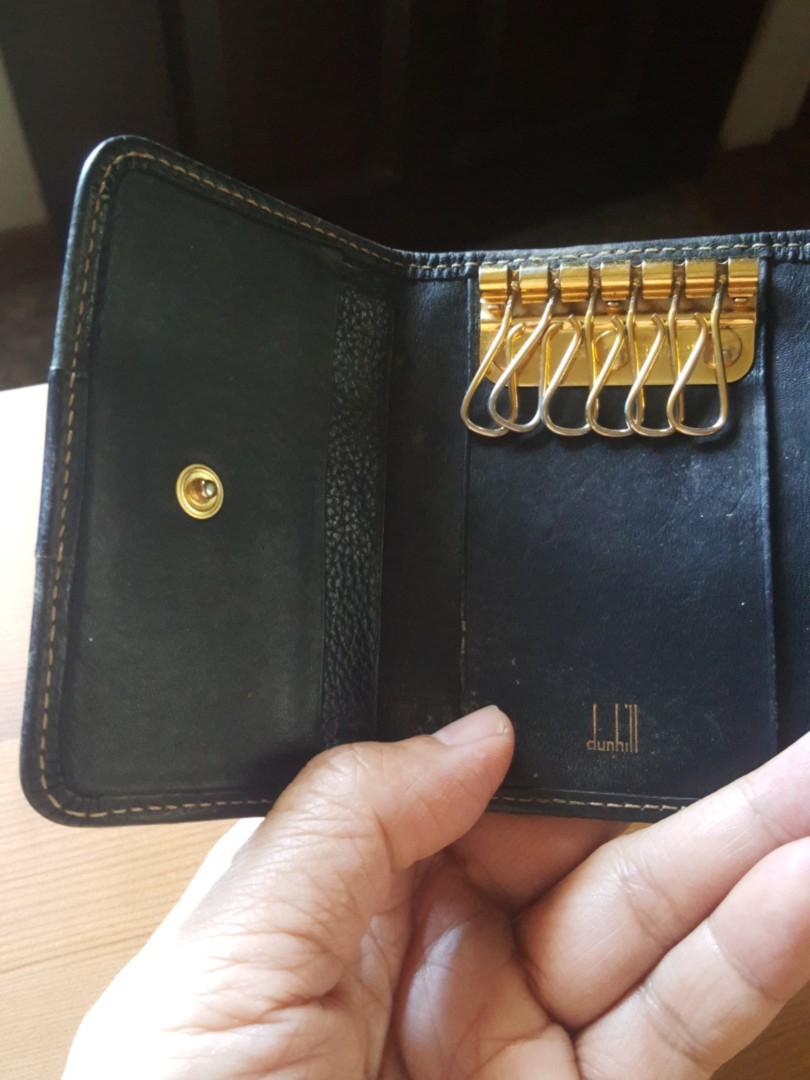 Dunhill key pouch