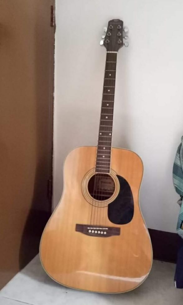 Fernando Acoustic Guitar Music Media Music Instruments On Carousell