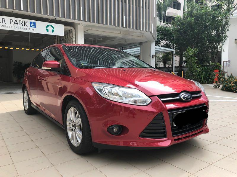 FORD FOCUS FOR RENT