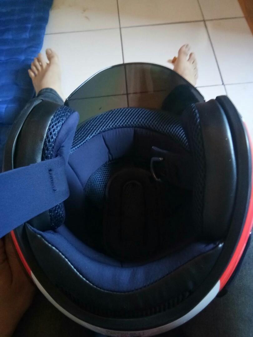 Helmet Copy Arai atau MHR Ram 3