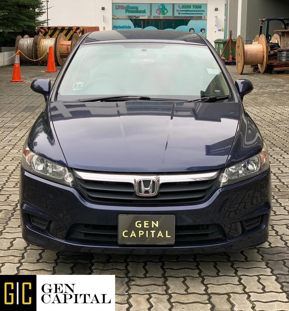 Honda Stream ~ Very Spacious Car at Low Rental Rate