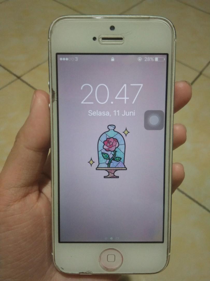iPhone 5 - 16gb