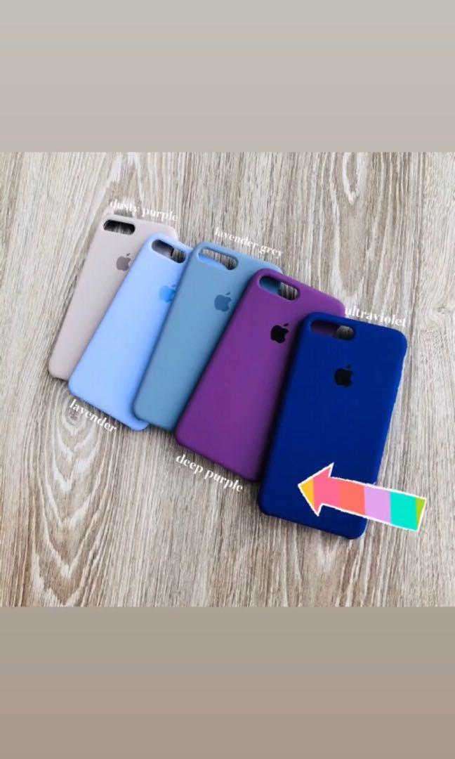 Iphone Sillicone Case
