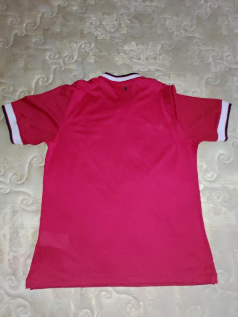 JERSEY MANCHESTER UNITED HOME 2014/15