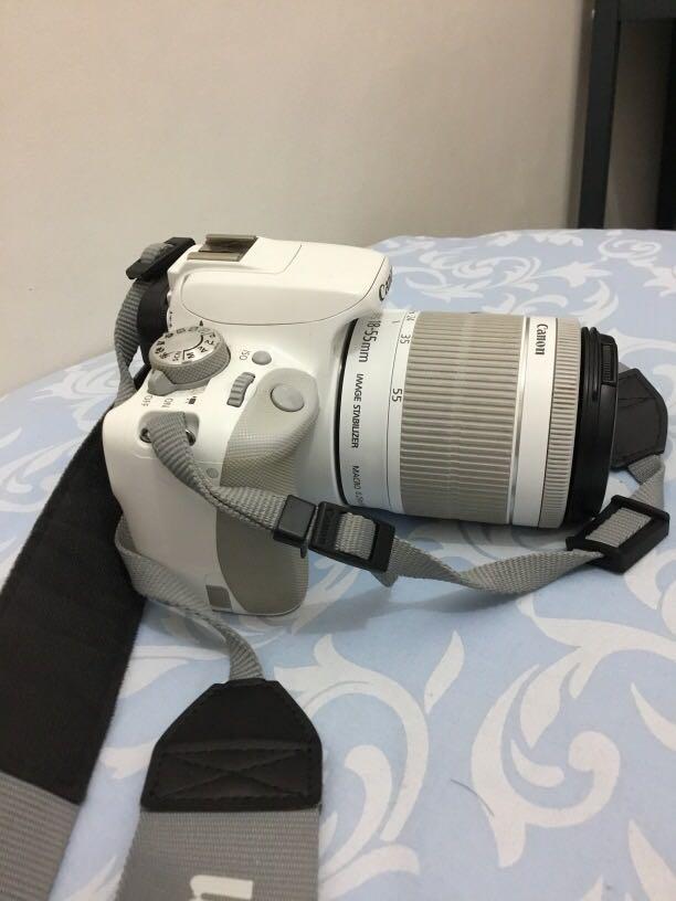 Kamera DSLR CANON EOS 100D