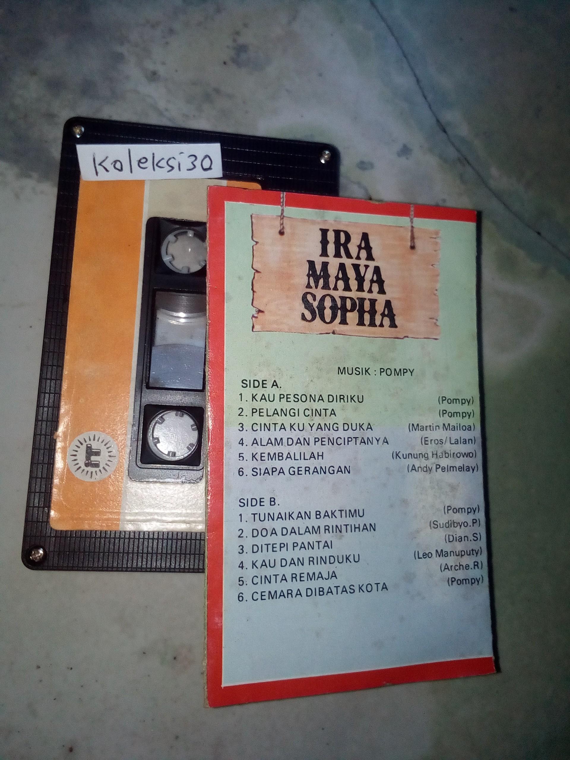 Kaset Ira Maya Sopha