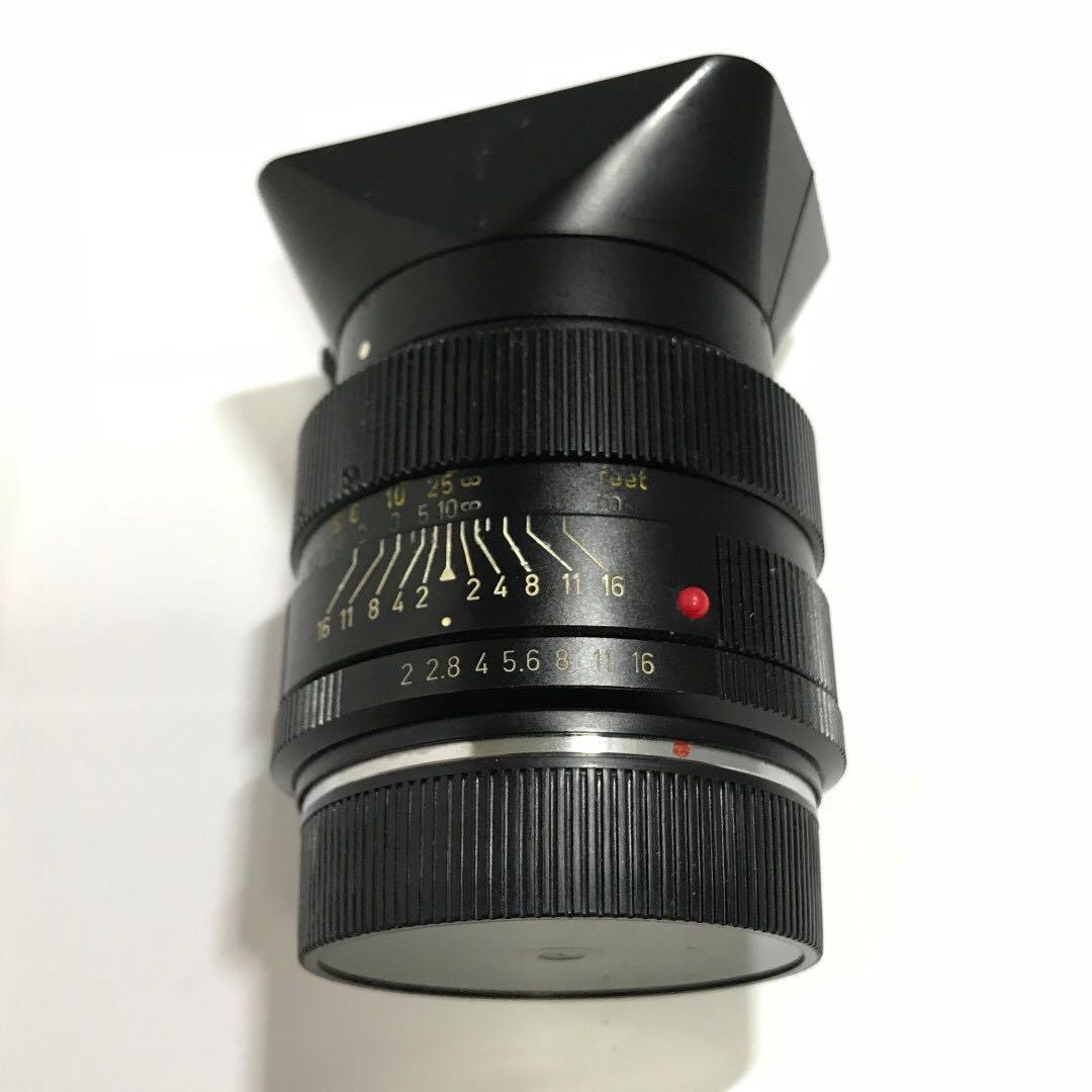 Leica Summicron-R 35mm/F2 1:2/35