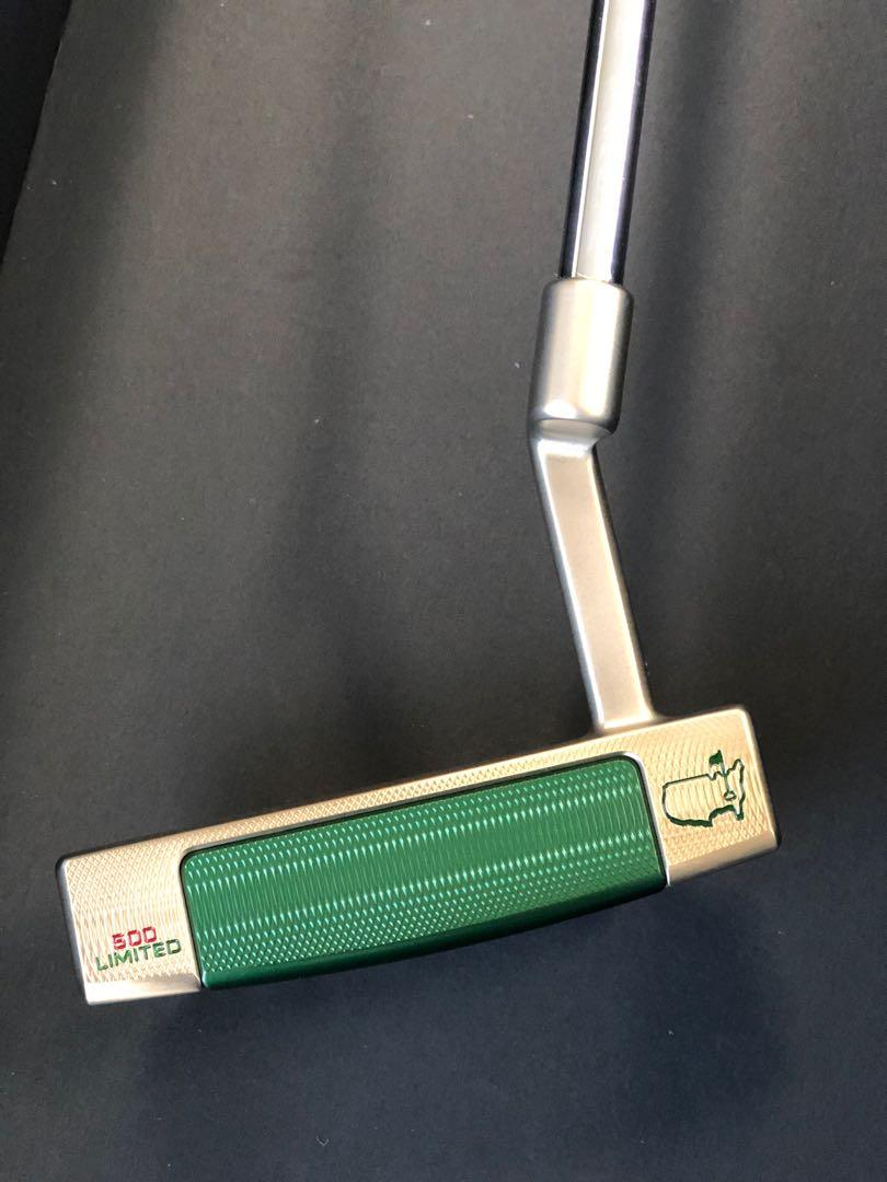 Limited Edition Scotty Cameron 2019 Masters putter , Sports