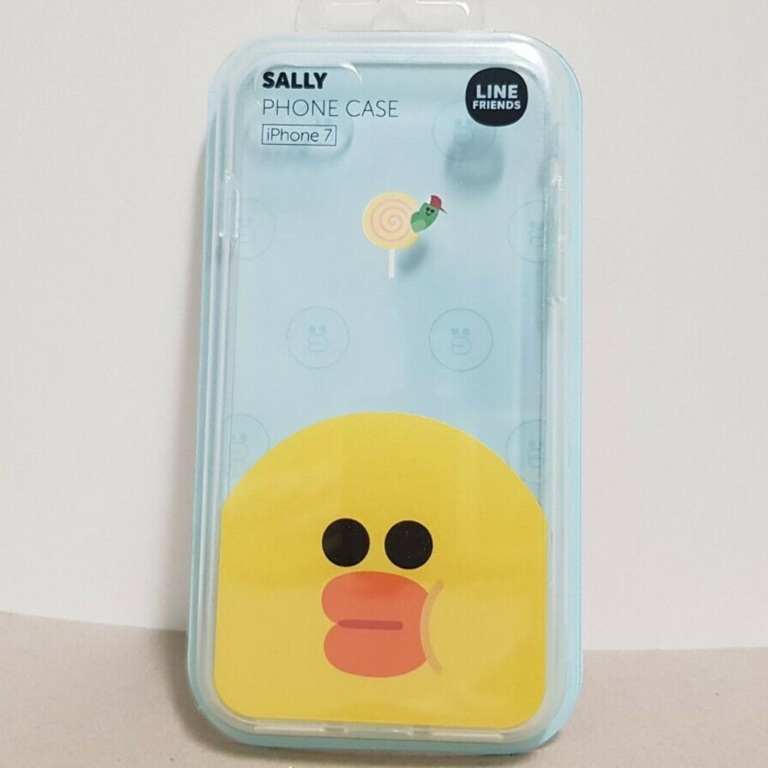 Line Friends iPhone 7 Phone Case Sally Apple Genuine Official Merch