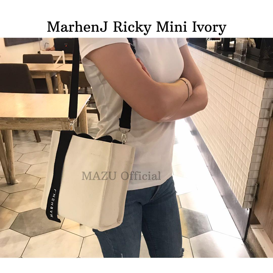 MarhenJ Bag ricky mini ivory
