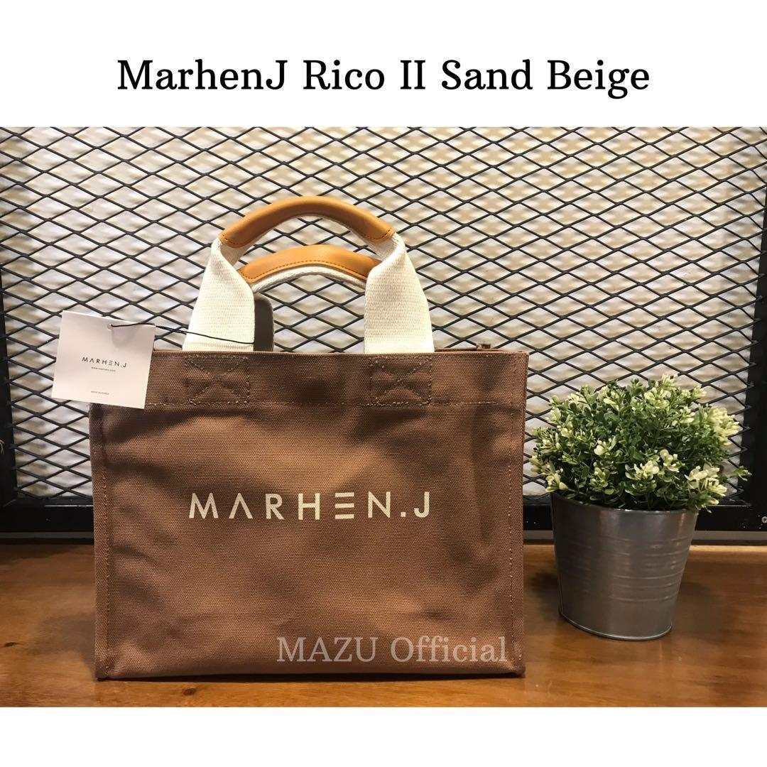 Marhenj rico sand beige original from korea