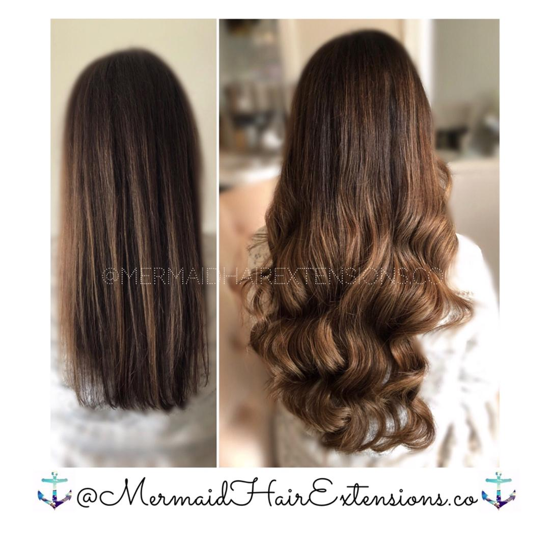 ✨MERMAID HAIR EXTENSIONS | PREMIUM QUALITY , TRUSTED SERVICES✨