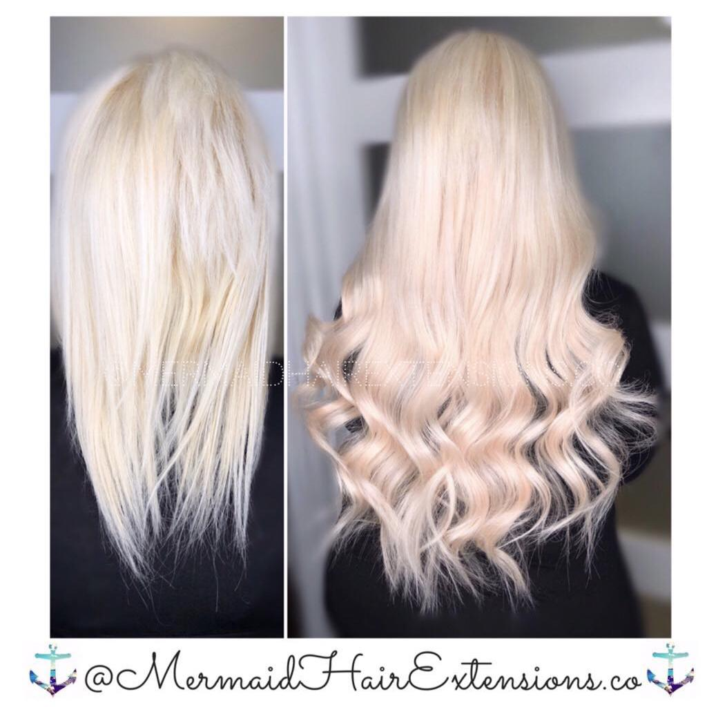✨MERMAID HAIR EXTENSIONS✨PREMIUM HAIR EXTENSIONS | TRUSTED SERVICES✨