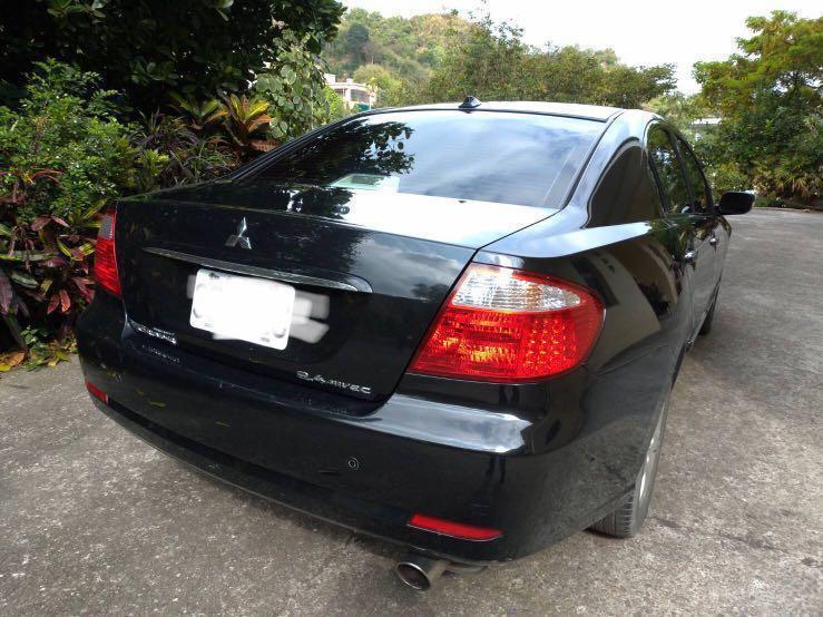代步車Mitsubishi Grunder2.4 2005年 已售出