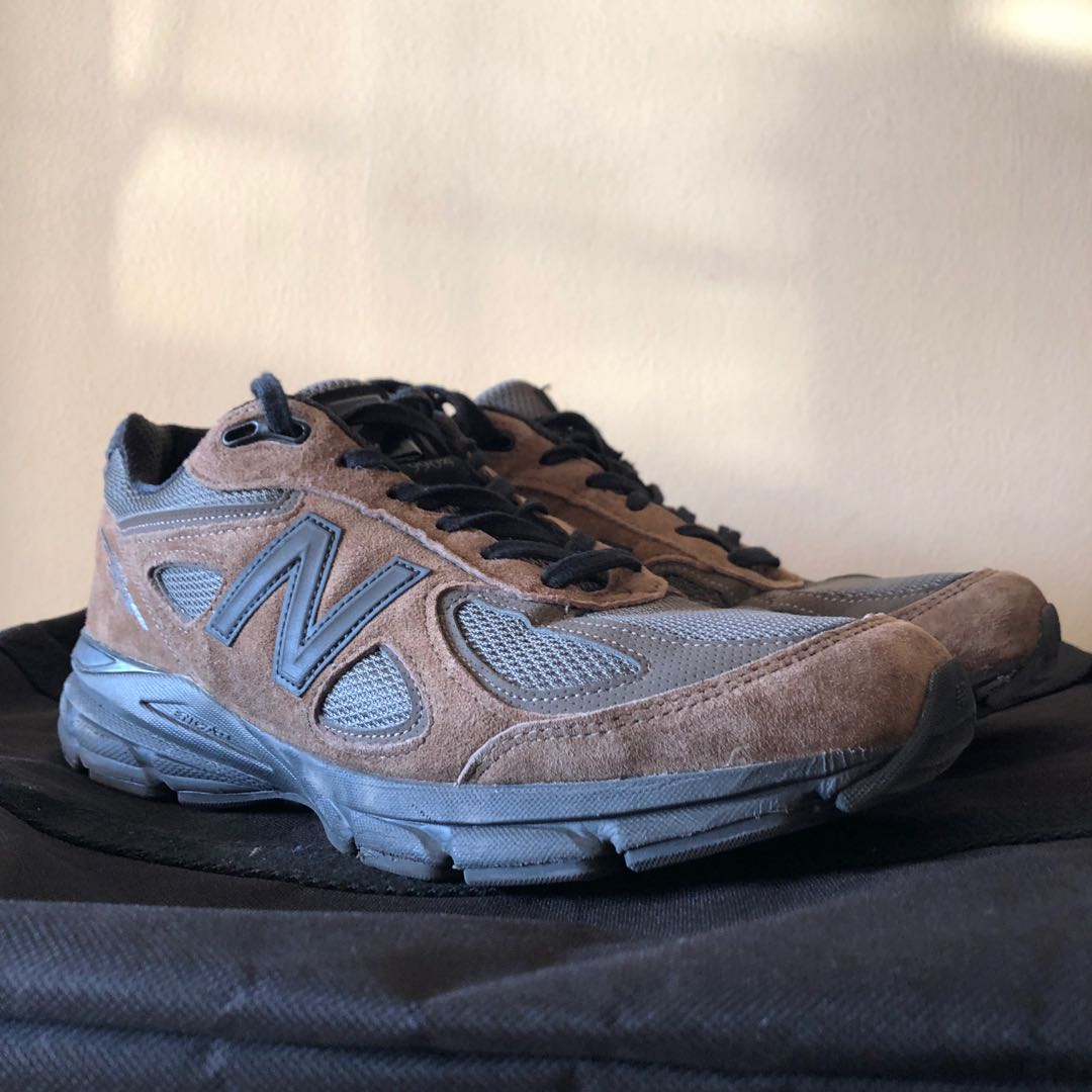 buy popular a6614 1ca86 New Balance Made In USA 990v4 Military Olive