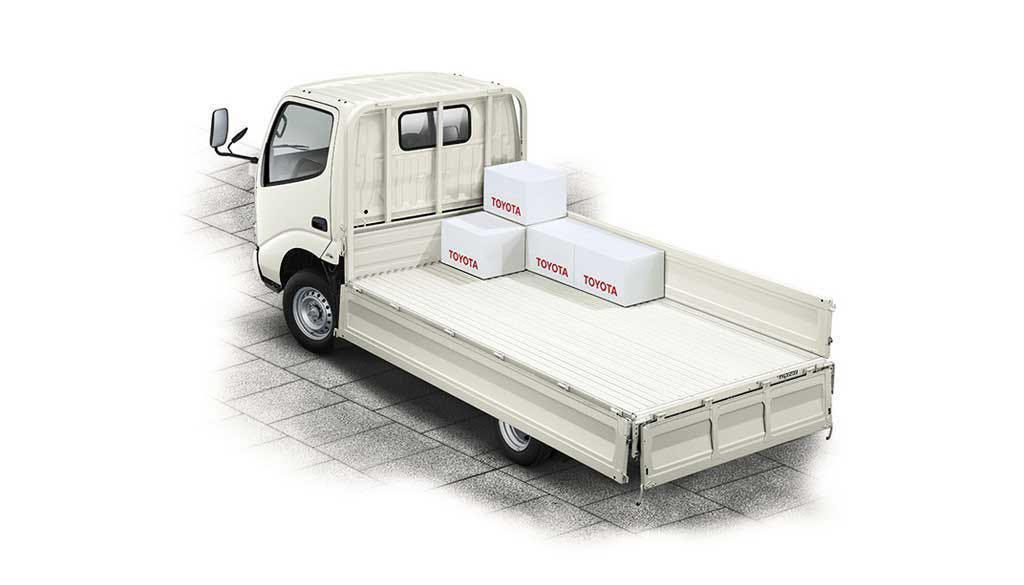 NEW Toyota Dyna 150D Euro 6 (Guaranteed Delivery)