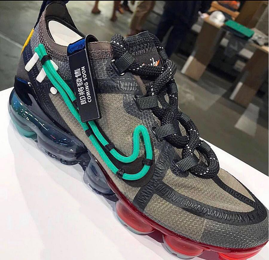Mago Canguro lluvia  NIKE VAPORMAX 2019 X CACTUS PLANT FLEA MARKET (CPFM), Men's Fashion,  Footwear, Sneakers on Carousell