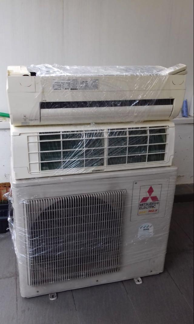 Offer for recon / new air con  unit. Service and repair ☎️