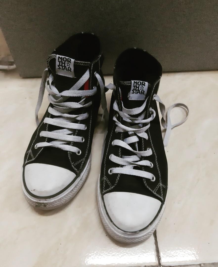 Preloved sepatu boots