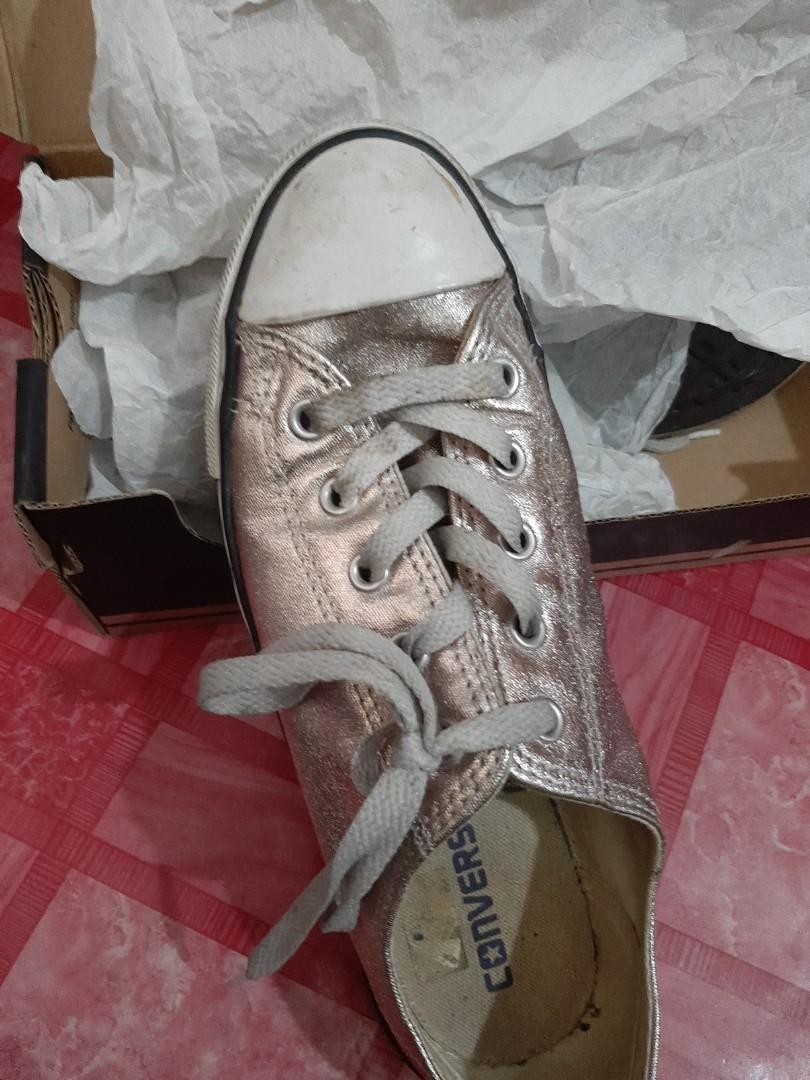Preloved sneaker converse size 38