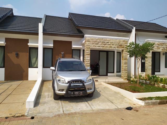 Rumah Baru di sewakan (bojongsari, Sawangan, Pamulang,Depok)