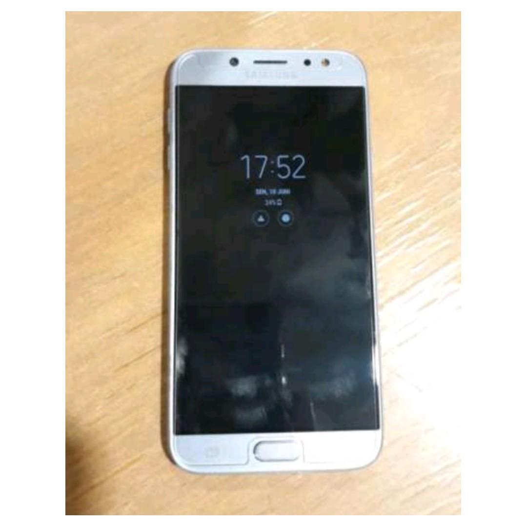 Samsung Galaxy J7 pro dus dan unit only