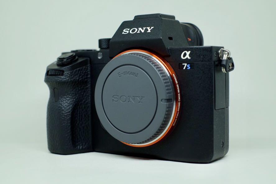SONY A7S Mark II
