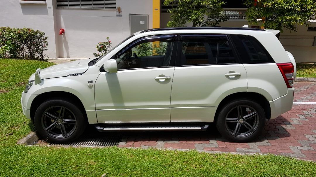 Suzuki Grand Vitara 2.7 Auto