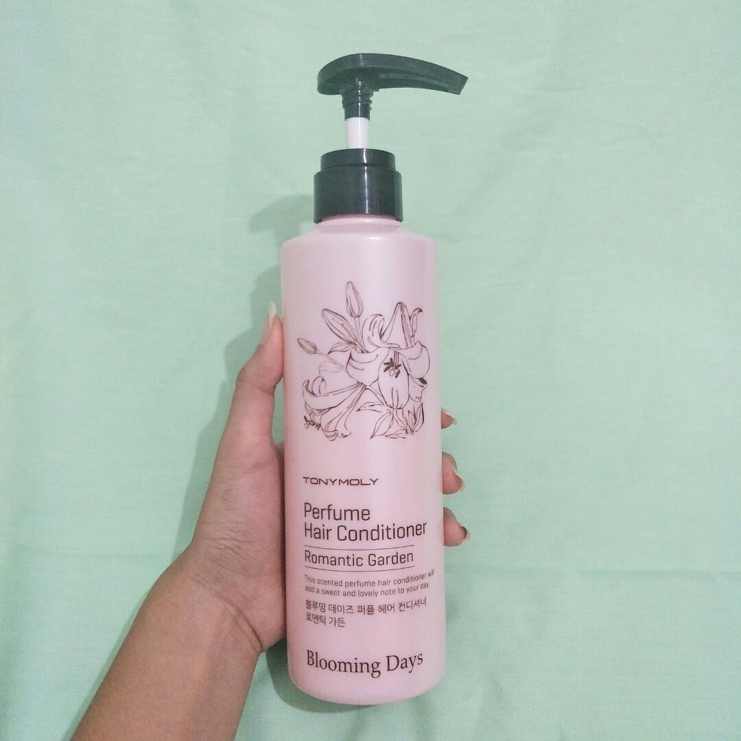 Tony Moly Blooming Days Perfume Hair Conditioner Romantic Garden