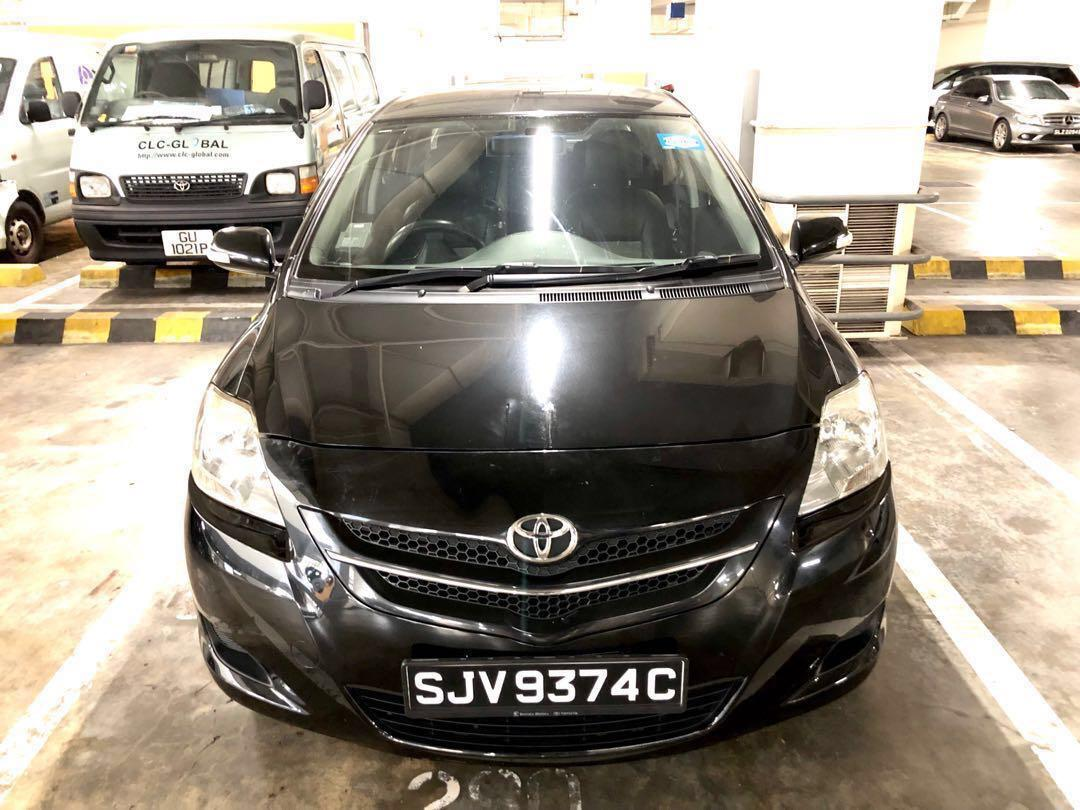 Toyota Vios 1.5a - $300/week : $43/day
