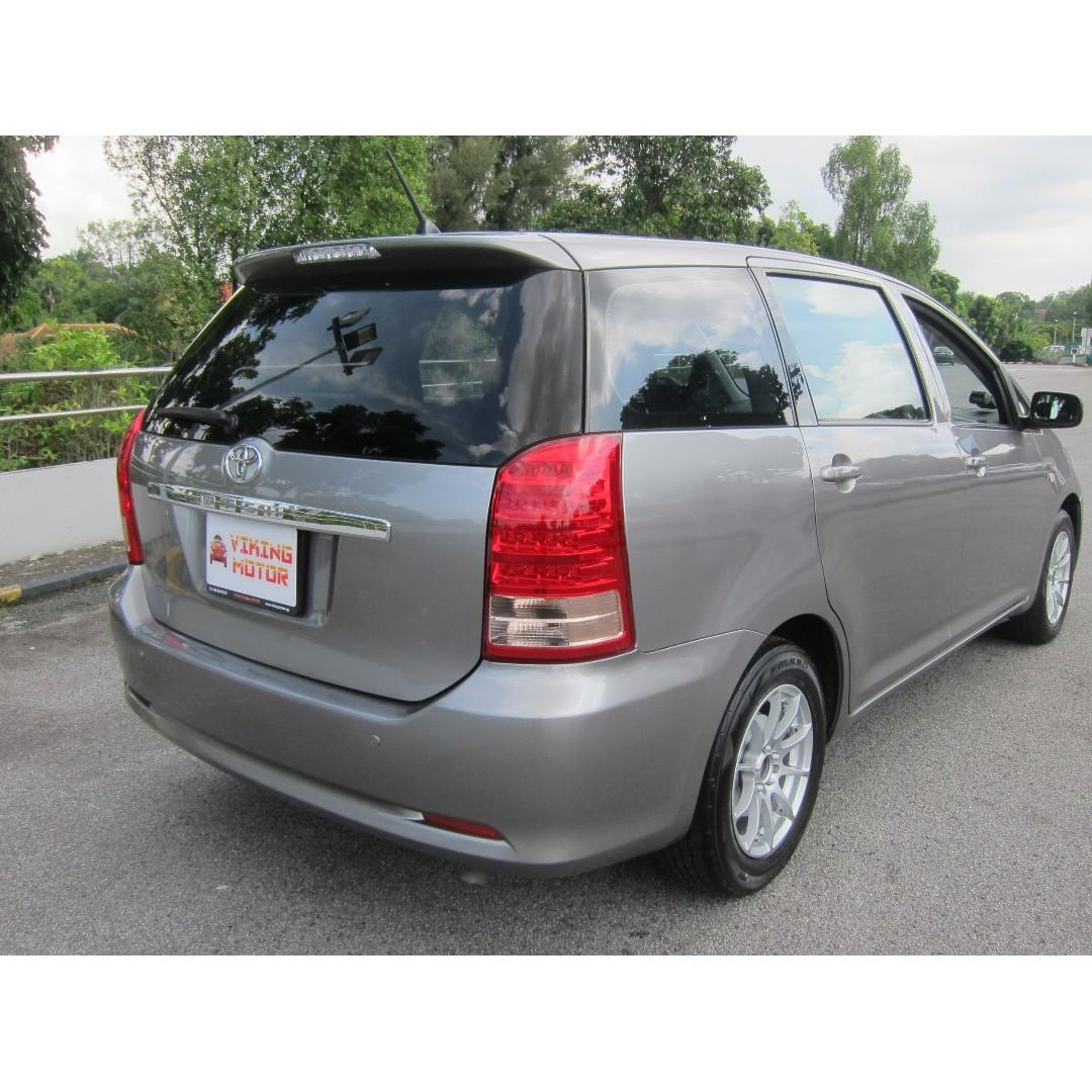 Toyota Wish For sale ! $3000 drive away ! Low monthly installment !