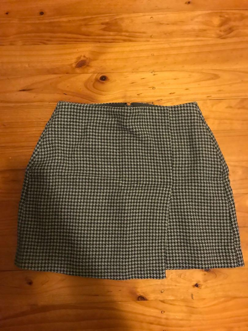 Uniqlo knit skirt