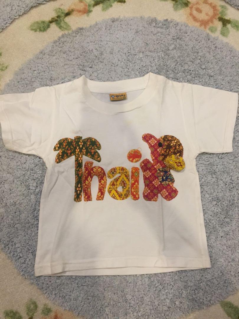 USED - Kaos Thai 100% Cotton