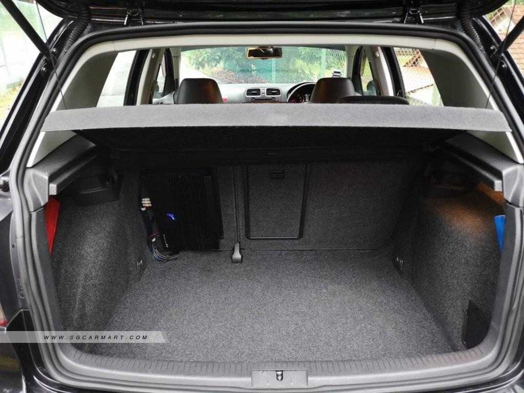 Volkswagen Golf 1.4 Highline TSI DSG Auto