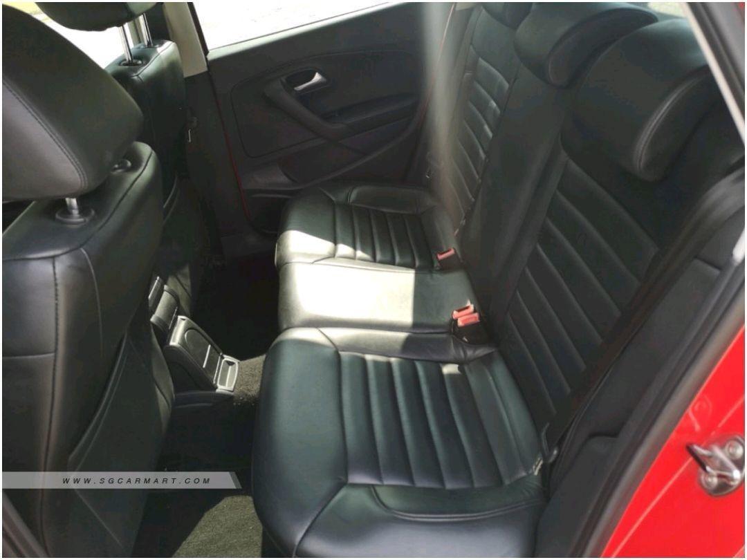 Volkswagen Polo 1.4 Auto