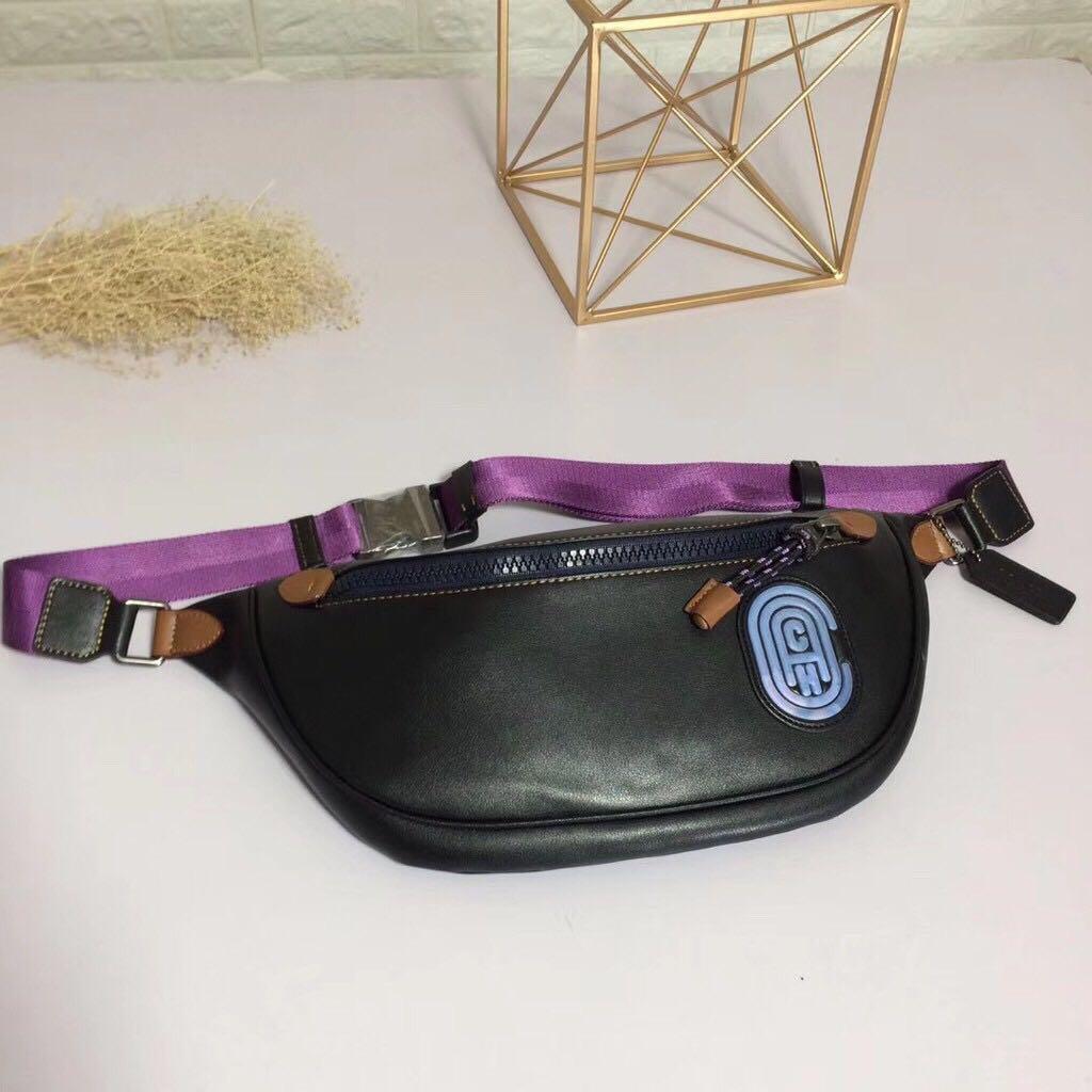 Waist bag coach for men