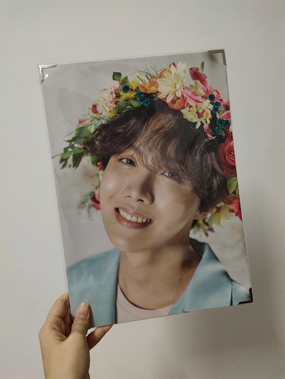 【WTS】BTS Official Love Yourself Tour JHope Premium Photo