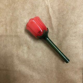 🚚 近全新*LABIOTTE 玫瑰花造型染唇釉 CR01