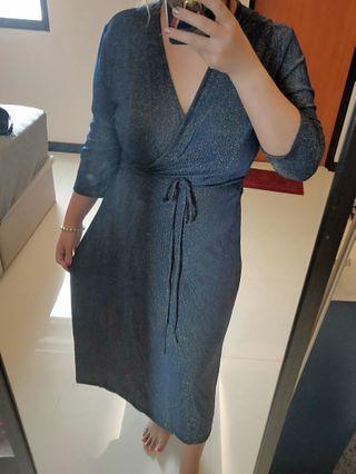 Elegant plus size dress. UK 14 to UK 20
