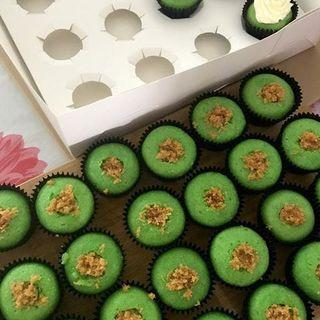 Ondeh Ondeh Cupcakes