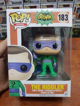 Funko Pop Heroes Batman The Riddler
