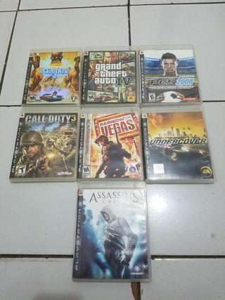 KASET ORIGINAL PS 3