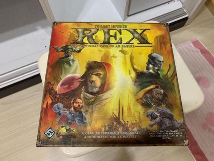 🚚 Rex final days of an empire