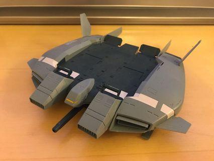 素組 HG Gundam BASE JABBER (unicorn ver.) 1/144 高達 模型