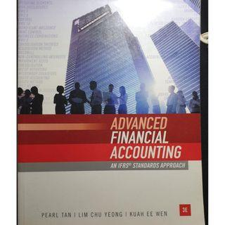 [Add $7 for A+ Notes] Advanced Financial Accounting