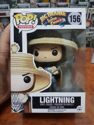 Funko Pop Movies Big Trouble in Little China Lightning
