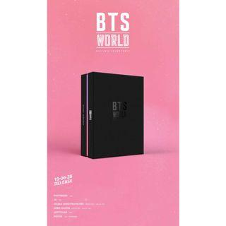 [🇲🇾GROUP ORDER] BTS WORLD OST