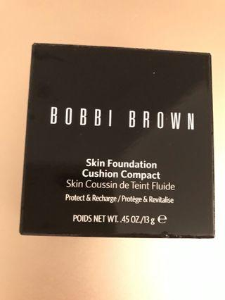 Jun 9, 2019 purchased- Bobbi Brown Skin Foundation Cushion Compact (Extra Light)